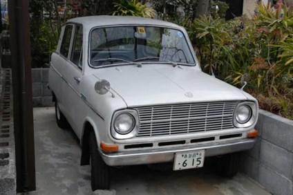 Mitsubishi Minica 360
