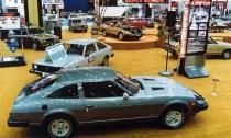 1980 Chicago Auto Show Datsun 280ZX