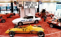 1984 Chicago Auto Show Mazda RX7 SCCA