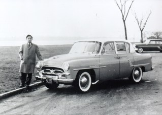 1957 Toyopet Crown