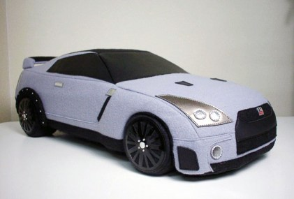 Rocket Craft plush Nissan GTR R35