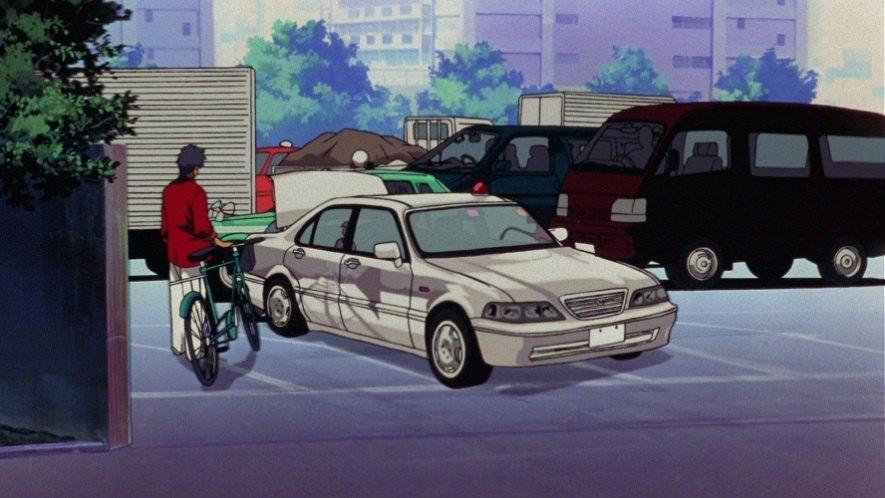Youre Under Arrest Honda Legend Police Car
