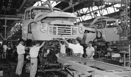 Isuzu TX40 Kawasaki plant 1938