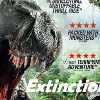 EPIC Dinosaur Movie 'Extinction' out Feb 25th 2015