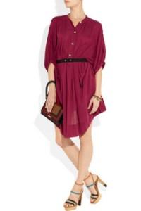 Etoile Isabel Marant Shirt Dress: Retail ($495)