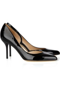 Gucci Patent Leather Pump: Retail ($525)