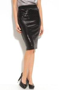 Karen Kane Sequined Pencil Skirt: Retail ($34.97) nordstrom.com