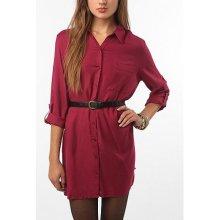 Sparkle & Fade Shirt Dress: Retail ($59) urbanoutfitters.com