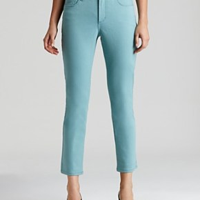 Not Your Daughters Jeans Alisha Ankle Length Skinny $100