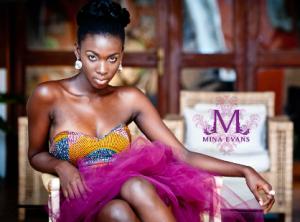 African CHIC - Fashion Designer Mina Evans