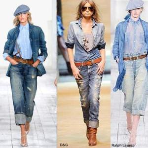 denim on denim outfits