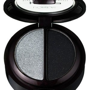 L'Oréal Paris HIP High Intensity Pigments Metallic Shadow Duo in Platinum