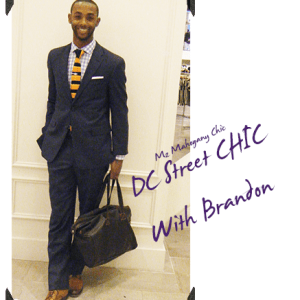 DC Street CHIC with Brandon
