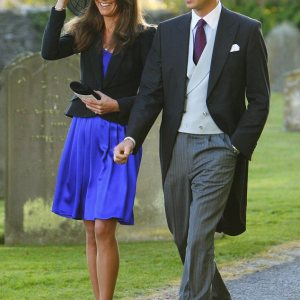 Kate Middleton and Prince William Outfits