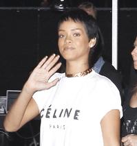 Rihanna Short Do'