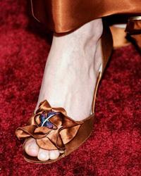 Stuart Weitzman Diamond Shoe
