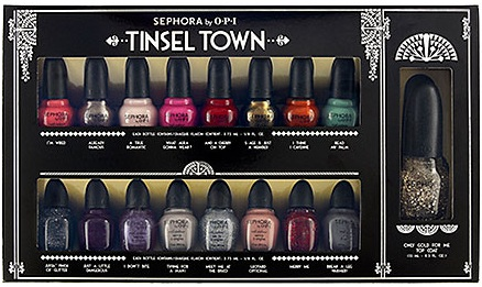 OPI Tinsel Town Nail Polish Set