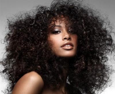Natural Hair Weave