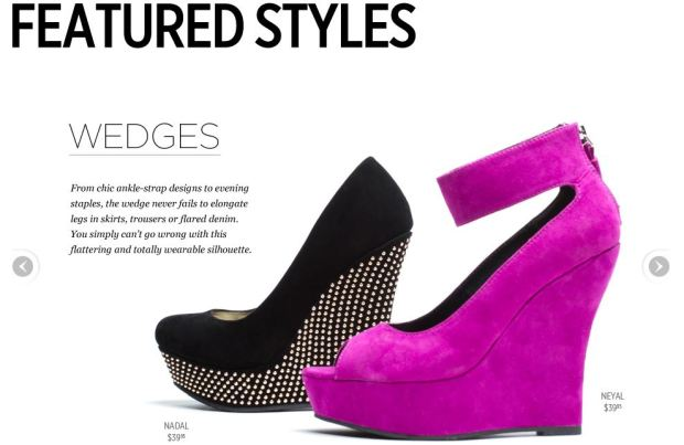 Photo Credit: ShoeDazzle.com