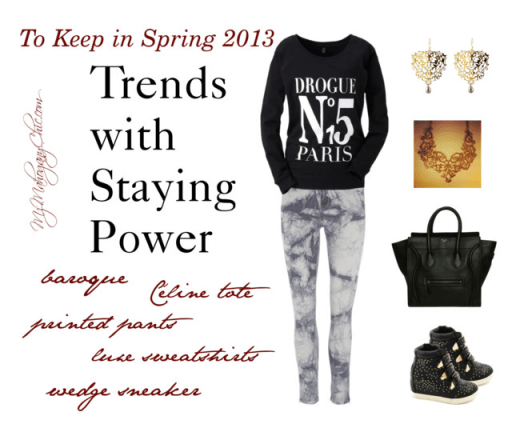 Trends with Staying Power from Mz Mahogany Chic on Polyvore