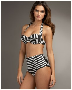 High Waist Bikini