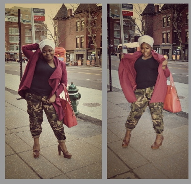 DC Street CHIC with Ashley