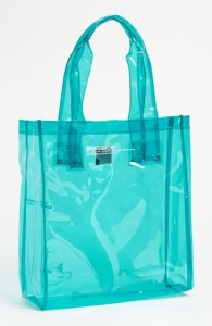 Bensimon Transparent Tote $30.00