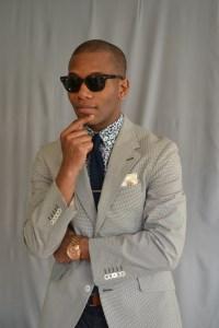 Gingham  full suit