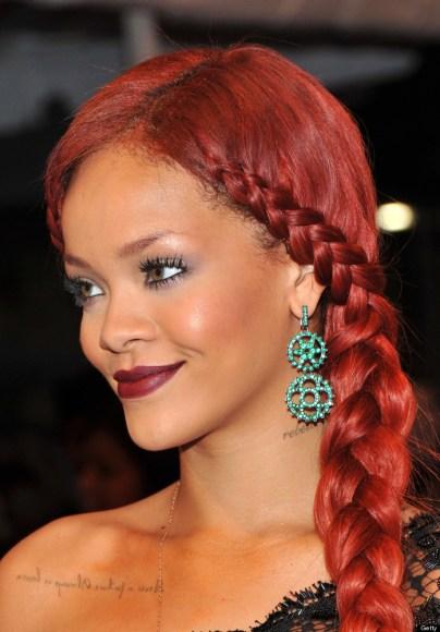 RihannaBraid