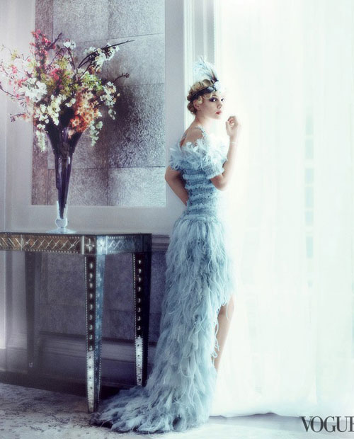 Carey Mulligan Vogue May 2013