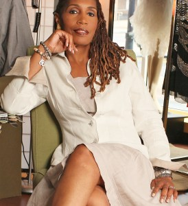 Owner and Founder of Critique' Boutique, Toni Foster
