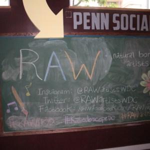 RAW Chalkboard