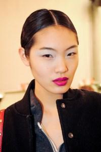 Dior Fuchsia Lip 3