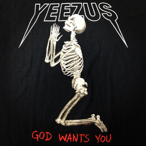 yeezus god wants you