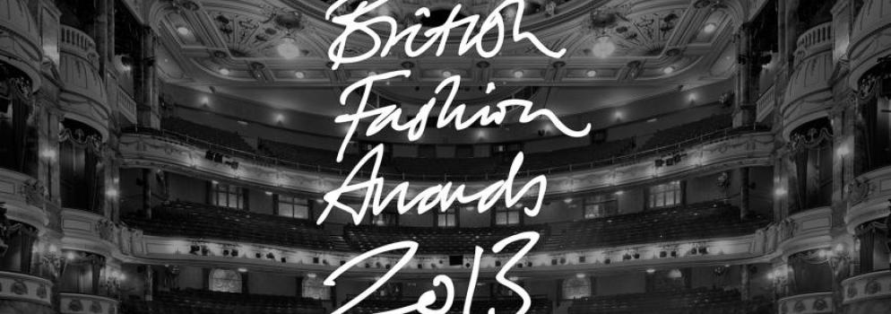 British-Fashion-Awards-2013
