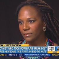 The Revolution Won't Be Televised: BREE NEWSOME Gives First Interview to GMAs LINSEY DAVIS This Morning