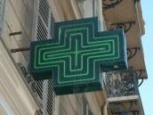 Parisian pharmacy