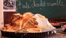Pastries at Le Loir dans la Theiere