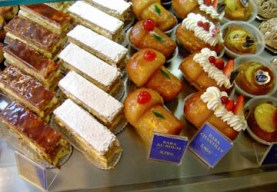 Pastries at Stohrer