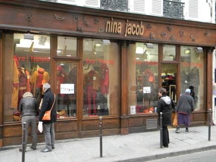 Nina Jacob boutique