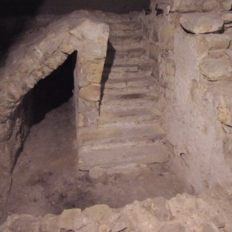 Notre Dame archaeological crypt 7