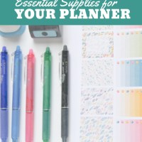 The Ultimate Planner Guide: Essential Supplies for Your Planner