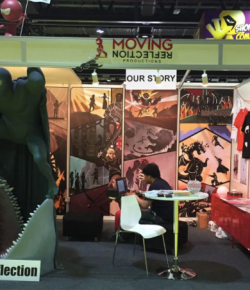 Middle East Film and Comic Con – MEFCC 2015