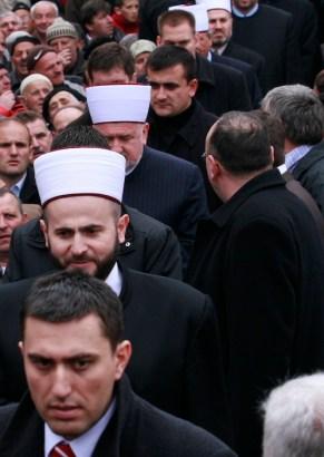 Zejnelović na zadatku čuvao Cerića - portir može čuvati Cerića?