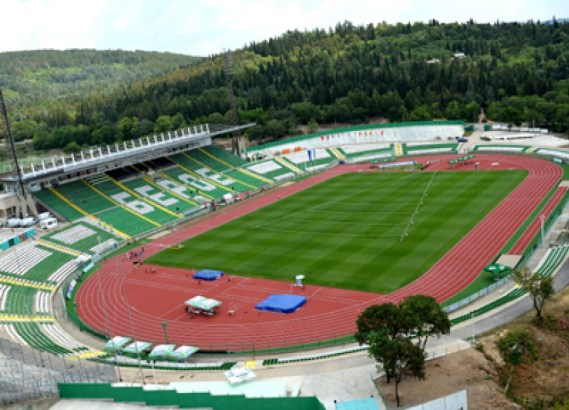 stadion  amela terzic