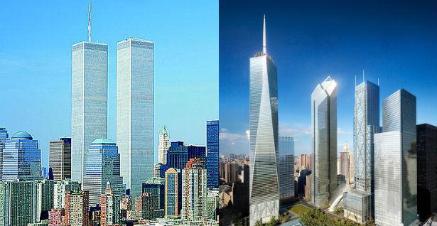 nova zgrada u njujorku - kule bliznakinje