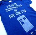 Future Companion of The Doctor onesie