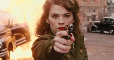 Peggy Carter Shoots