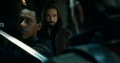 Featured Sleepy Hollow 2.11 Frank Abe and sword