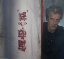 Picture shows: Peter Capaldi as the Doctdor